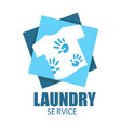laundry service dirty t-shirt with stains clothes vector image vector image