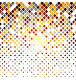 abstract geometric pattern background advertising vector image vector image