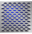 steel grating vector image