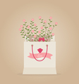 Happy valentines day wedding cards design with vector image vector image