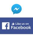 messenger and facebook background image
