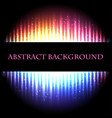 bright neon glowing abstract background with vector image