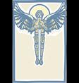 Michael Archangel Color vector image