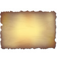 old torn paper vector image vector image