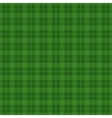 Green checkered seamless pattern background vector image vector image