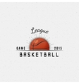 Basketball badges logos and labels for any use vector image vector image