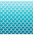 fish scale and mermaid background vector image vector image