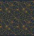 Vintage tropic pattern design