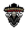Vampire night emblem