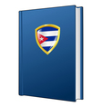 constitution of Cuba vector image vector image