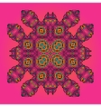 Oriental Floral Carpet Design Arabic style carpet vector image