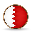 Bahrain Seal vector image vector image
