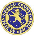 Nassau County Seal vector image vector image