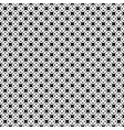 seamless pattern black white buttons vector image