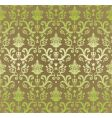 vintage decorative wallpaper vector image vector image