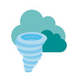 weather icon image vector image