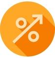 High Percentage vector image