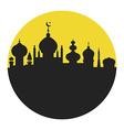 Islamic City in a Circle