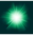 color burst vector image
