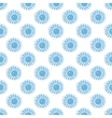 Seamless pattern floral ornament background vector image vector image