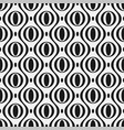 seamless stylish pattern modern ornament vector image vector image