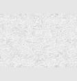 white coarse texture vector image vector image