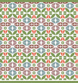 abstract geometric design pattern vector image vector image