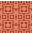 Ancient rhombus pattern vector image