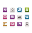 Business and website icons vector | Price: 1 Credit (USD $1)