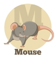 ABC Cartoon Mouse2 vector image vector image