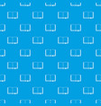 open book with bookmark pattern seamless blue vector image vector image