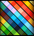 abstract colourful striped background vector image