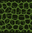 seamless pattern porous structure vector image