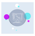 ableton application daw digital sequencer white vector image