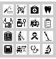 medical 2 vector image