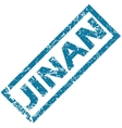 Jinan rubber stamp vector image vector image
