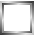 metal background or texture vector image vector image