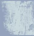 blue grunge background vector image vector image