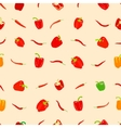 Pepper pattern vector image vector image