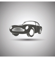 Car logo design Transport vintage vector image vector image