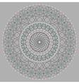 geometric hipster circle z4d88 vector image vector image