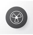 room fan icon symbol premium quality isolated vector image