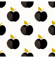 Seamless Apples Pattern vector image vector image