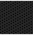 simple thin dot pattern vector image vector image