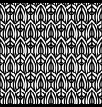 abstract leaves seamless pattern laser cut vector image