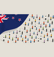australian independence anniversary celebration vector image vector image