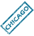 Chicago rubber stamp vector image vector image