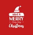 Christmas quote calligraphy santa