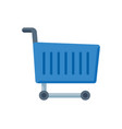 shopping cart icon sign symbol vector image vector image