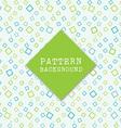 retro pattern background 3107 vector image